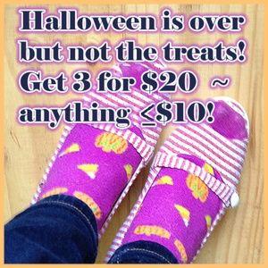 3 FOR $20! sale Sale SALE!